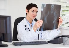 X-rays may be necessary to diagnose an intramuscular lipoma.