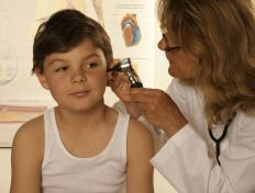 Routine checkups at a doctor's office are examples of outpatient care.