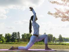 Gyrotonics® incorporates some elements of yoga.