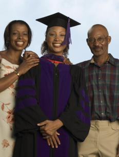 After a student obtains a bachelor's degree, she can then move on to get her master's degree in accounting.