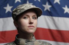Because they are barred from some combat positions, women don't qualify for all Army MOS.