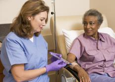Chemotherapy may be necessary to treat malignant lesions.