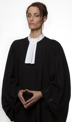 A trial judge.