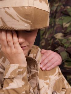 If shell shock isn't properly addressed, it can cause long-term issues such as PTSD.