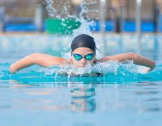 Swimmer's ear may cause an infection of the ear canal.