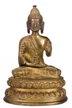 The teachings of Siddharta Gautama Buddha are embraced by Vajrayana Buddhism.