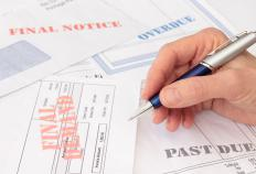 For businesses purchasing invoices through invoice factoring, past-due invoices are not usually a risk.
