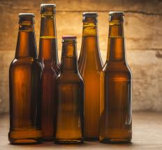 Charles's law is demonstrated whenever a person opens a bottle or a can of beer or soda.