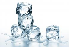 Exposing ice cubes to warm water, causing them to melt, is a type of forced convection.