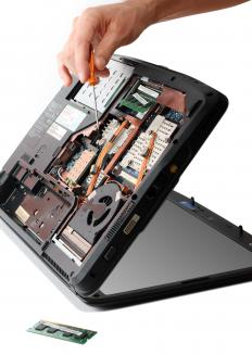 A computer repair technician must know how to repair hardware.
