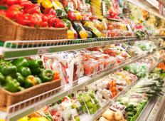 A food broker may promote food products to wholesalers.