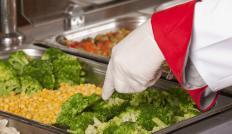 Jobs, such as food service, tend to be temporary while careers are more long term.