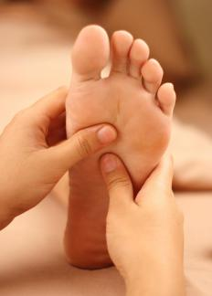 Reflexology massagers enable users to perform foot massages independently.