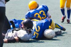 A concussion may impact short-term memory.