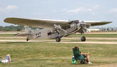 Many vintage aircraft, including those owned by preservation societies, have multiple owners.