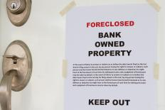 When large numbers of people go into foreclosure, laws may be passed to force a foreclosure moratorium.