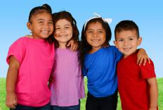 Child development is typically a process managed by teachers and medical professionals.