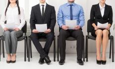 Since mangers hire new employees, they must have good interpersonal skills.