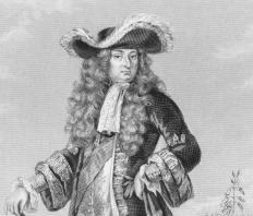 The popularity of the tricorne is often attributed to King Louis XIV of France.