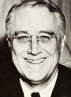 President Franklin D. Roosevelt enacted the Second New Deal.