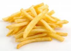 Adobo seasoning is often used on French fries.