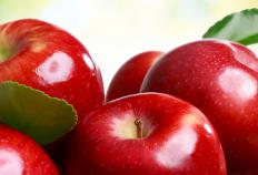 Apples are an example of a convenience food that has a high nutritional value.