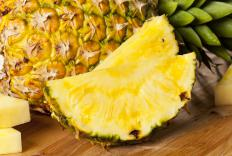 "The term ""ananas"" frequently refers to pineapple."