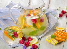 Sangrita is often confused with sangria, a much sweeter and fruitier drink.
