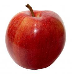 Apples contain a significant amount of fiber, which is good for the digestive tract.