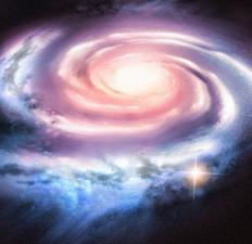 Spiral galaxies are the most abundant in the universe.