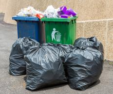 Studies conducted by the Environmental Protection Agency reveal that the average citizen produces 1,600 pounds of trash annually.