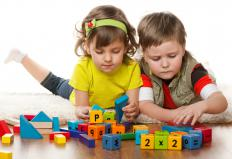 Hands-on strategies are often useful when learning math.