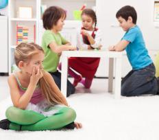 Preschool teachers must deal with the social dynamics of their students.