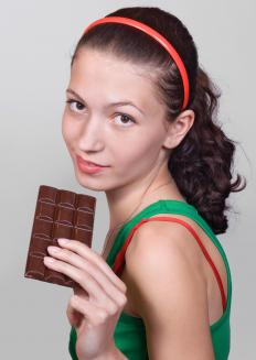 Women who suffer frequent urination may have to cut out chocolate or other foods from their diets.