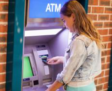 A Personal Identification Number will be required to make ATM withdrawals.
