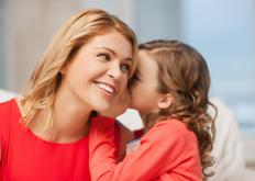 Nannies provide a level of personal care not available in daycare settings.