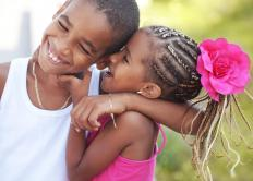Birth order is sometimes a factor in whether siblings have a harmonious or a competitive relationship.