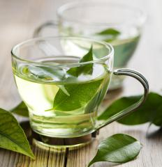 Hawthorn tea is an herbal tea made from the berries and leaves of a hawthorn bush.