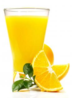 People with canker sores should avoid orange juice.