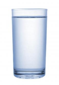 Drinking water can help with hiccups.