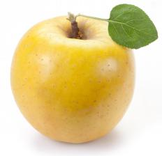 Pectinase can be used to make the juice from apples clearer.