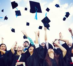 Graduation from high school is a major milestone of emerging adulthood.