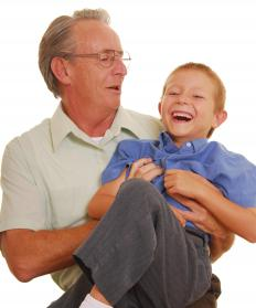 Grandparents often establish trust funds to provide for their grandchildren.