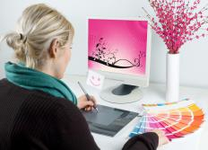 Multimedia designers often work with animated images.