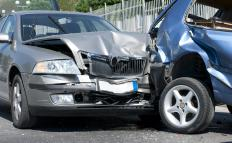 Data on who is most likely to be injured in car crashes is a often studies by epidemiologists.