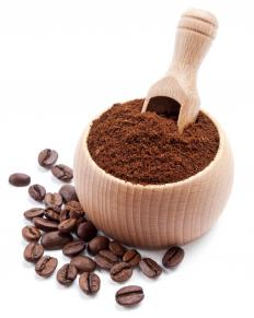 Ground coffee is an easy type of coffee to find commercially, but it's less fresh than other kinds.
