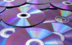 Software on some CDs prevents them from being copied.