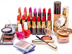Most cosmetics use artificial chemicals as stabilizers.