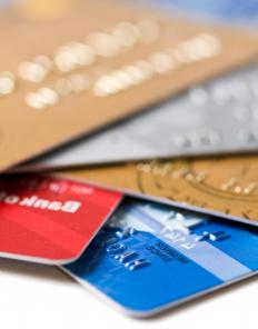Credit card companies may engage in several service fees, including annual membership fees.