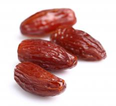 Red dates may be used for medicinal purposes.